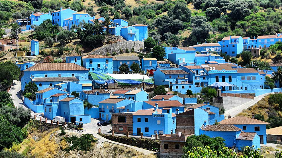 J zcar pueblo pitufo las mejores casas rurales de - Casas de pueblo en valencia ...