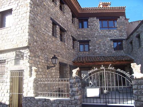 Las mejores casas rurales de espa a p gina web oficial reserva sin comisiones - Casa rural horcajo de los montes ...
